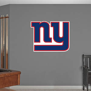 New York Giants Logo Fathead Wall Decal